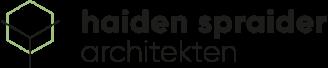haiden spraider architekten  | innovativ & nachhaltig bauen Logo