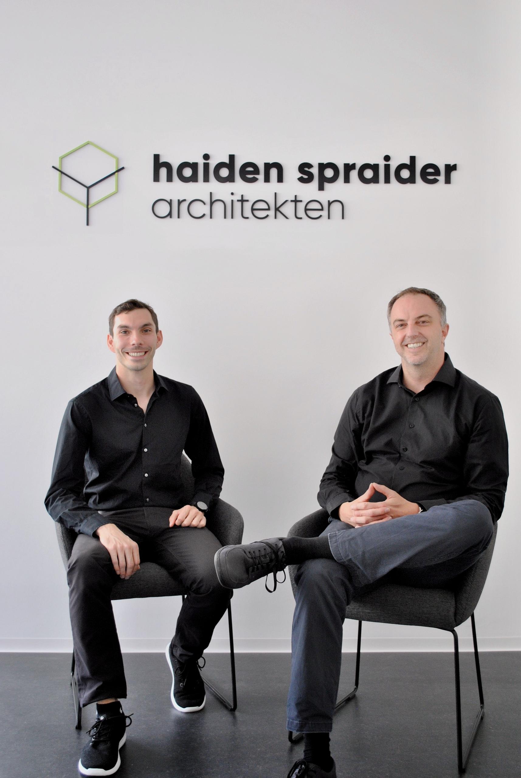 Teamfoto haiden spraider architekten